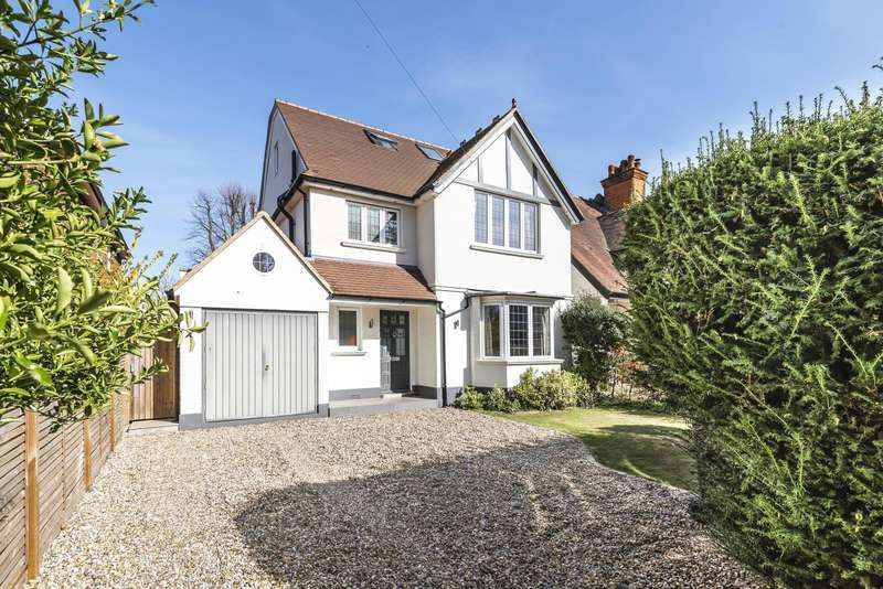 4 Bedrooms Detached House for sale in Sidney Road, Walton-On-Thames, KT12