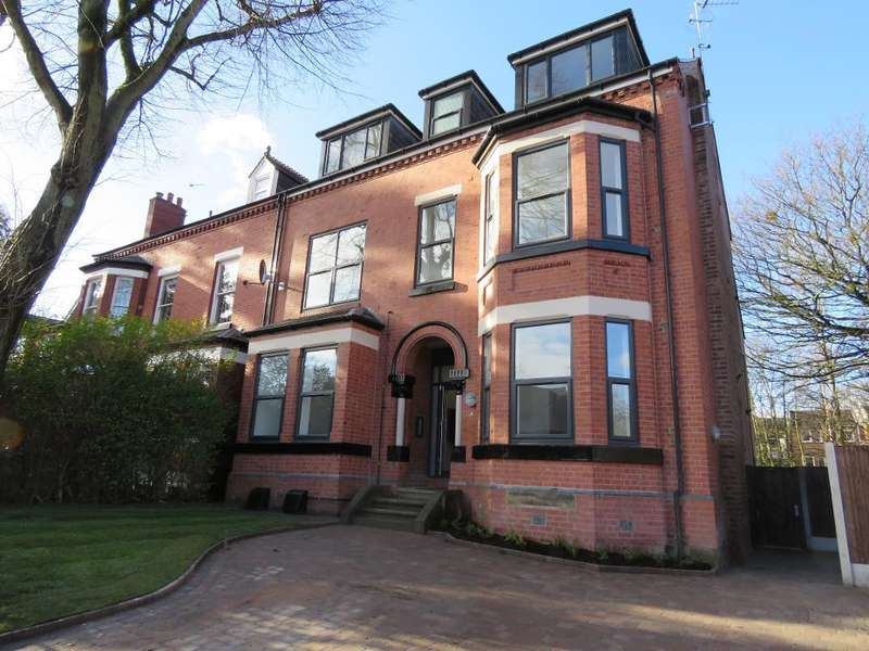 1 Bedroom Flat for rent in Spring Bridge Road, Whalley Range, Manchester, M16 8PL