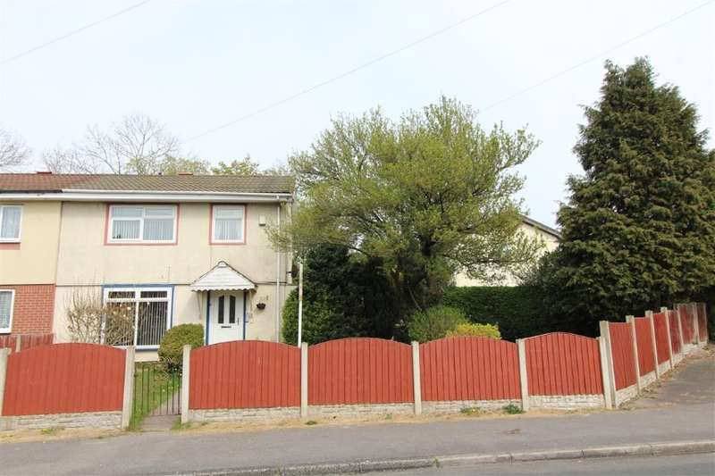 3 Bedrooms Semi Detached House for sale in 6 Glen Grove, Ribbleton, Preston, Lancashire