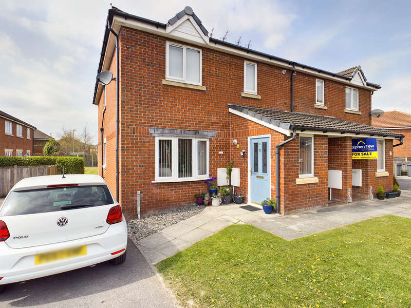 2 Bedrooms Flat for sale in Marshdale Road, Marton, Blackpool