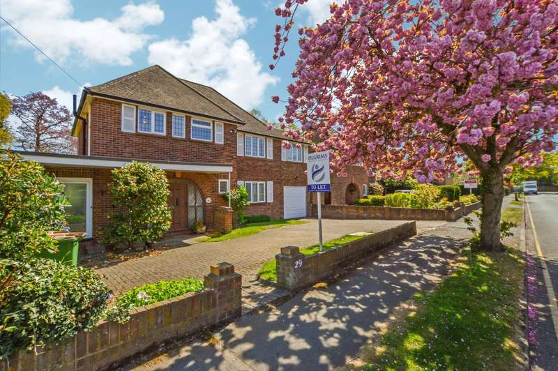 4 Bedrooms Detached House for rent in Charlton Avenue, Hersham, Walton On Thames, Surrey