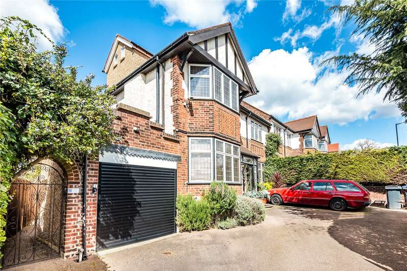 6 Bedrooms Semi Detached House for sale in Wilmer Way, Southgate, London, N14