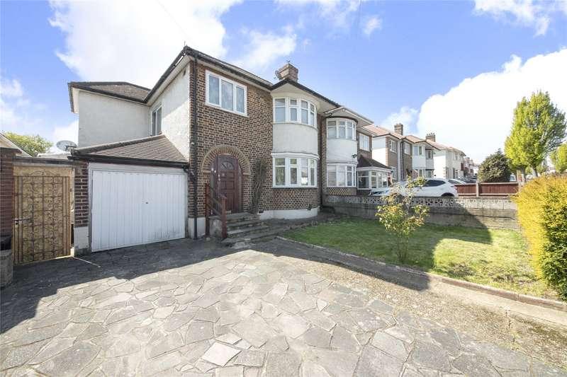 4 Bedrooms Semi Detached House for sale in Abergeldie Road, Lee, SE12