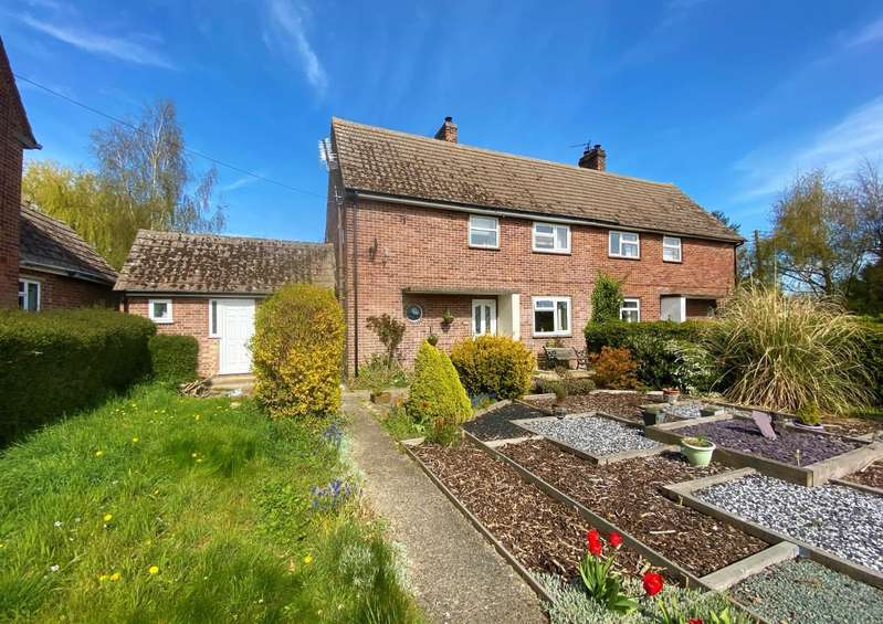 3 Bedrooms Semi Detached House for sale in Station Street, Rippingale, Bourne