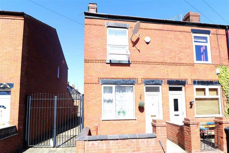 3 Bedrooms End Of Terrace House for sale in Bowler Street, Manchester