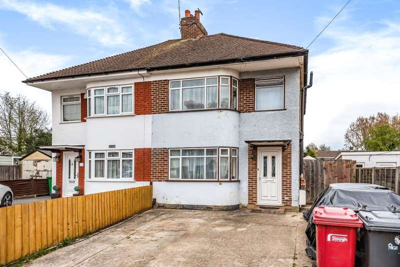 3 Bedrooms Semi Detached House for sale in Langley, Berkshire, SL3