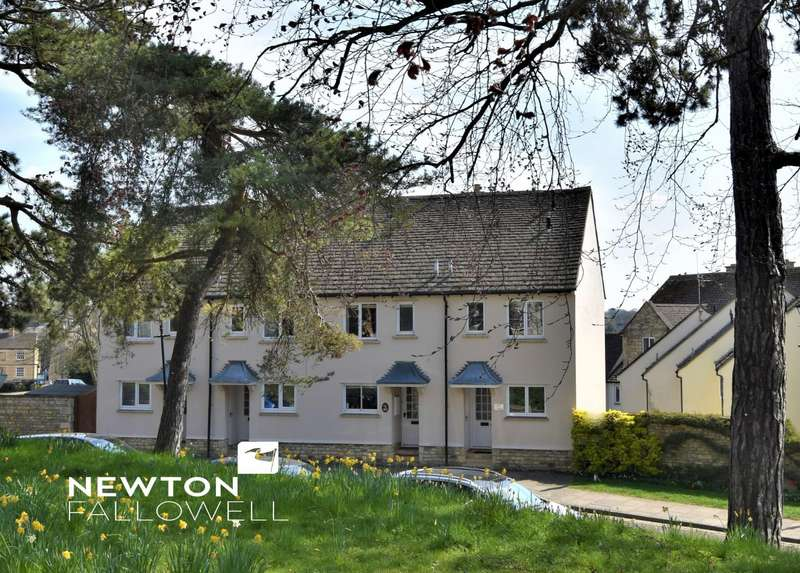 3 Bedrooms Town House for sale in St. Peters View, Central Stamford, PE9