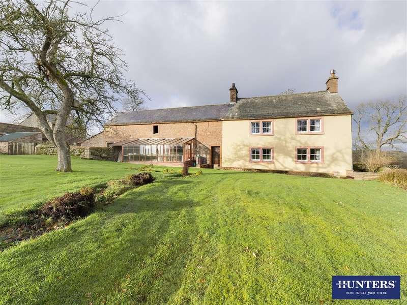 3 Bedrooms Detached House for sale in Lambsceugh, Calthwaite, Penrith, CA11 9PR