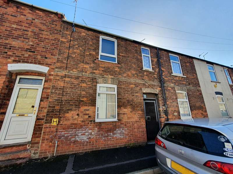 2 Bedrooms Terraced House for sale in High Street, Gainsborough, DN21