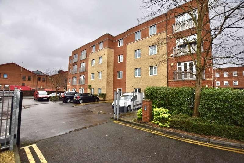 2 Bedrooms Flat for sale in 1-9 Wexham Road, Slough, Berkshire SL1