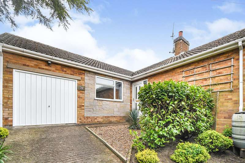 4 Bedrooms Detached Bungalow for sale in High Street, Heighington, Lincoln, Lincolnshire, LN4