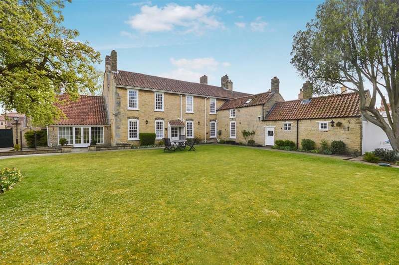 7 Bedrooms Detached House for sale in High Street, Heighington, Lincoln