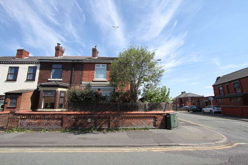 3 Bedrooms End Of Terrace House for sale in Cansfield Grove, Ashton-in-Makerfield, Wigan, WN4 9SE