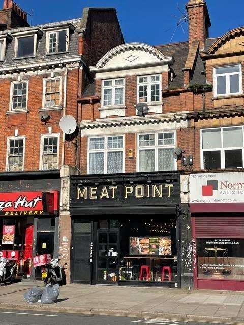 Commercial Property for sale in Barking Road, East Ham, London