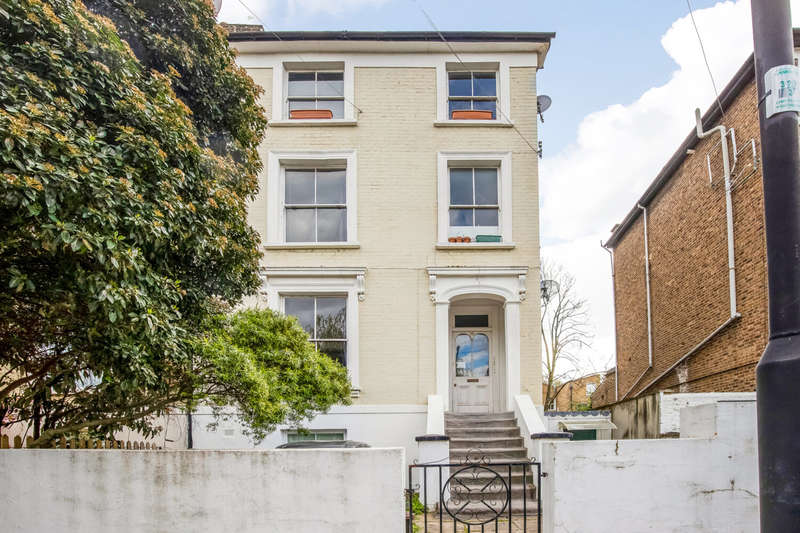 2 Bedrooms Flat for sale in Chaucer Road, Herne Hill