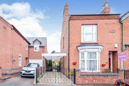 3 Bedrooms Semi Detached House for sale in Perseverance Road, Birstall, Leicester, Leicestershire