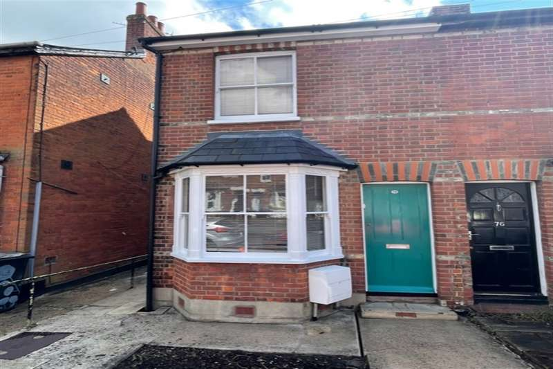 3 Bedrooms Semi Detached House for sale in Victoria Street, Braintree, CM7