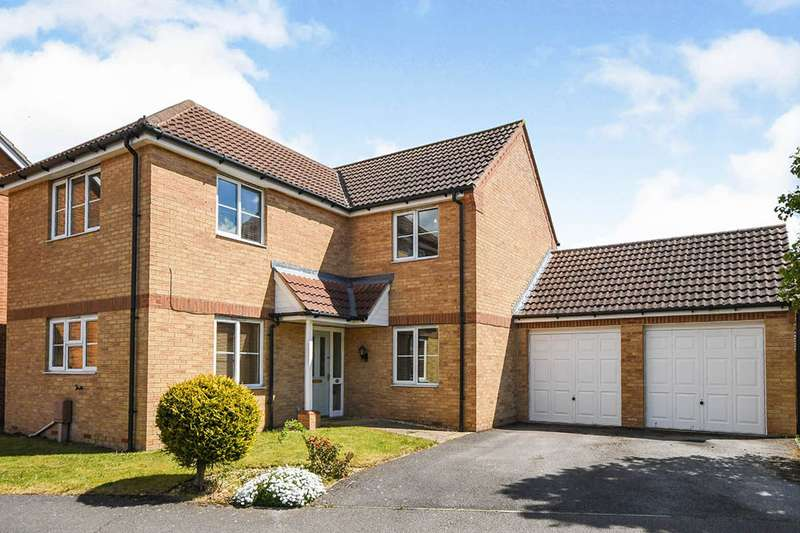 4 Bedrooms Detached House for sale in Nursery Vale, Morton, Gainsborough, DN21