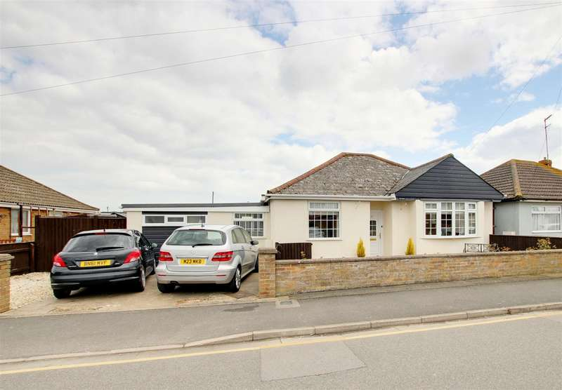 3 Bedrooms Detached Bungalow for sale in 40 Seacroft Road, Mablethorpe