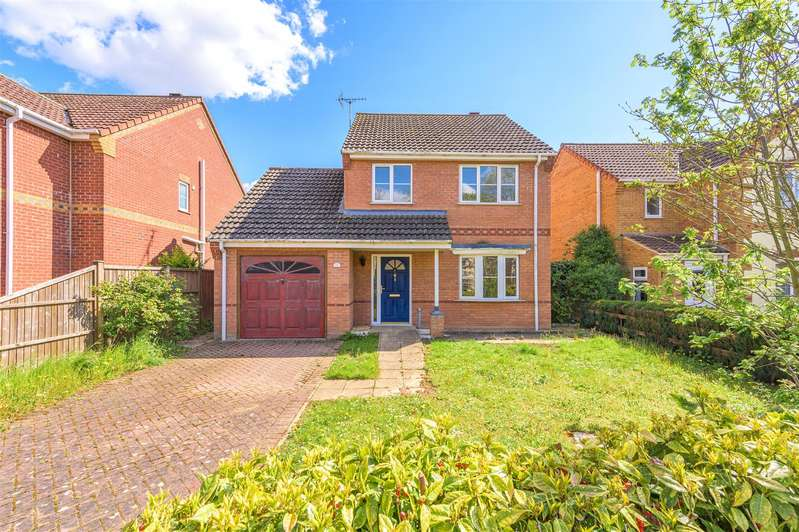 3 Bedrooms Detached House for sale in Cleymond Chase, Kirton, Boston