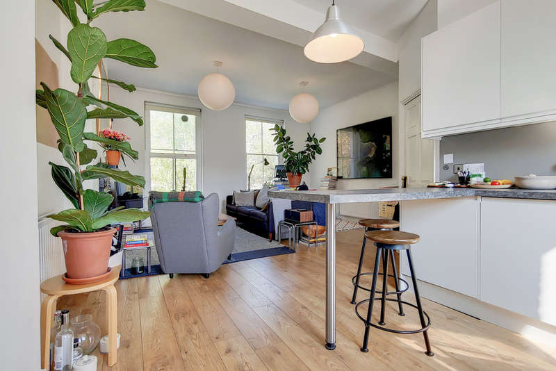 2 Bedrooms Flat for sale in London Fields East Side, London Fields