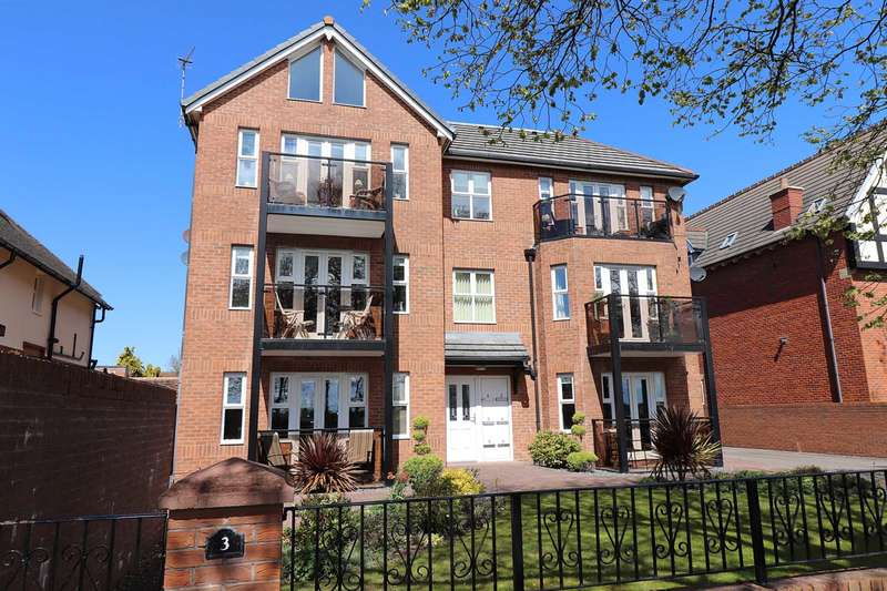 2 Bedrooms Apartment Flat for sale in Links Gate, St Annes