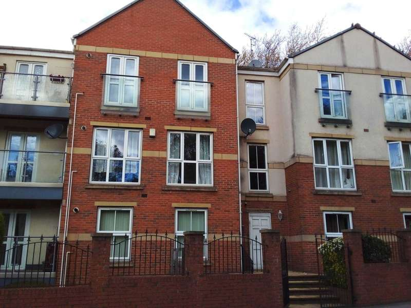 2 Bedrooms Apartment Flat for rent in Astoria Court, Roundhay