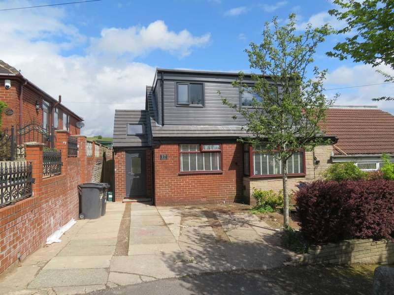 5 Bedrooms Semi Detached House for sale in Cheviots Road, High Crompton, Shaw