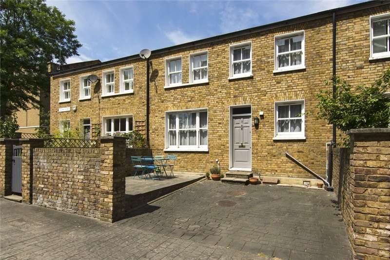 3 Bedrooms House for sale in Lyn Mews, Bow, London, E3