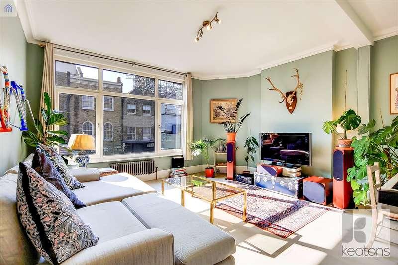 3 Bedrooms Flat for sale in Deptford High Street, London, SE8
