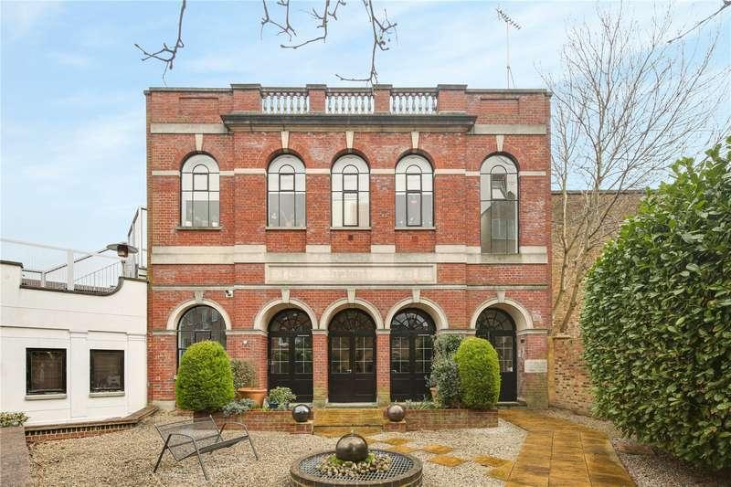 2 Bedrooms Flat for sale in Montague Court, 62A Montague Road, London, E8