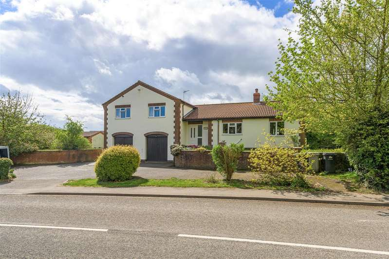 4 Bedrooms Detached House for sale in Welton-Le-Marsh, Spilsby