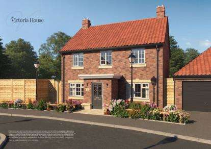 4 Bedrooms Detached House for sale in Wisbech St Mary, Cambridgeshire
