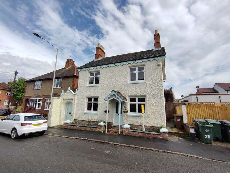5 Bedrooms Detached House for sale in Quorn, Loughborough, Leicestershire