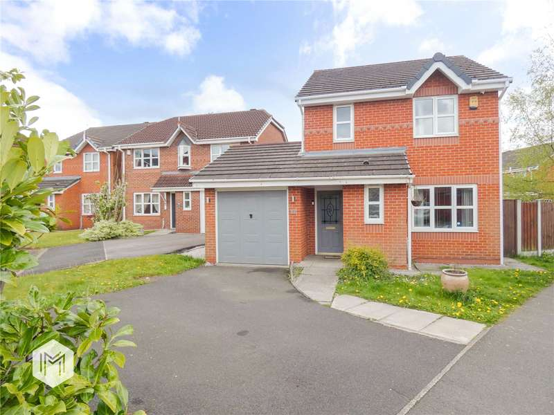 3 Bedrooms Detached House for sale in Glossop Way, Hindley Green, Wigan, WN2