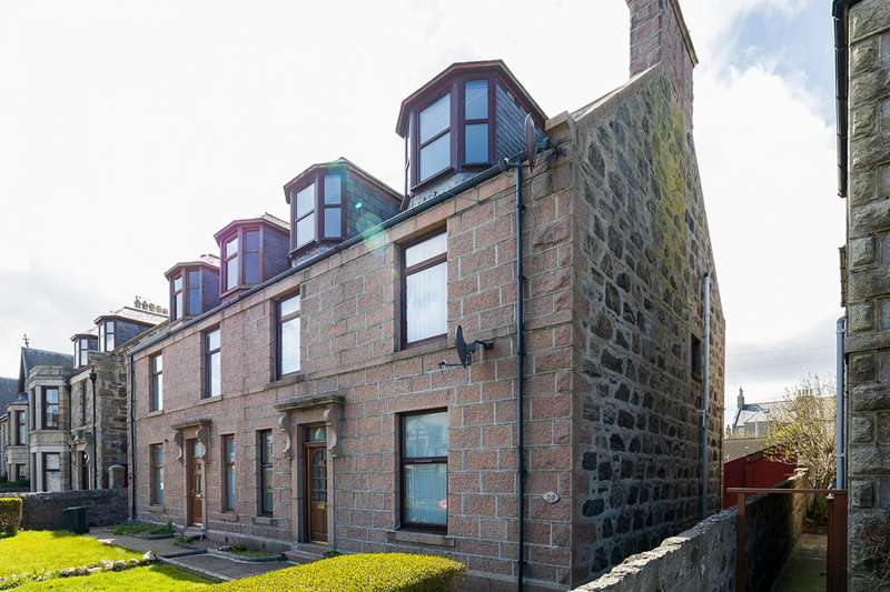 2 Bedrooms Flat for sale in Grattan Place, Fraserburgh, Aberdeenshire, AB43 9SB