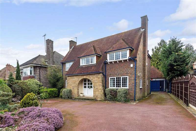 4 Bedrooms House for sale in Cannon Hill, Southgate, London