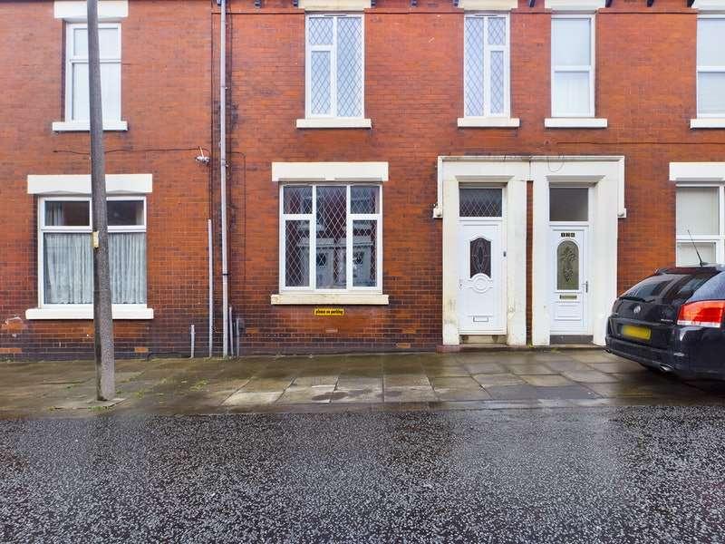 3 Bedrooms Terraced House for sale in Norris Street, Preston, Lancashire, PR2