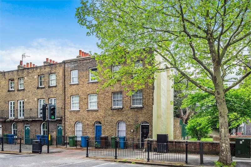 3 Bedrooms End Of Terrace House for sale in Abbey Street, London, SE1