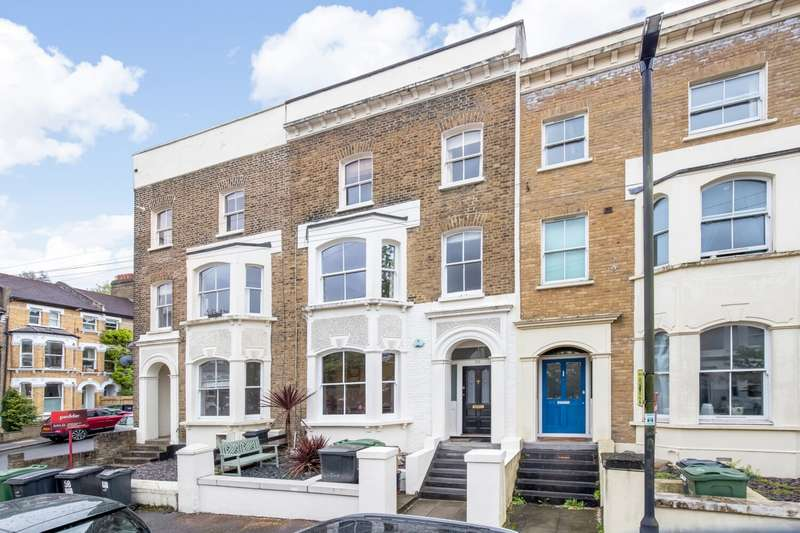 2 Bedrooms Apartment Flat for sale in Camden Hill Road, Crystal Palace