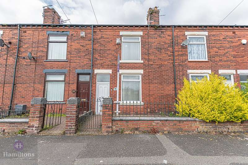 2 Bedrooms Terraced House for sale in Lilford Street, Leigh, Greater Manchester. WN7 4JN