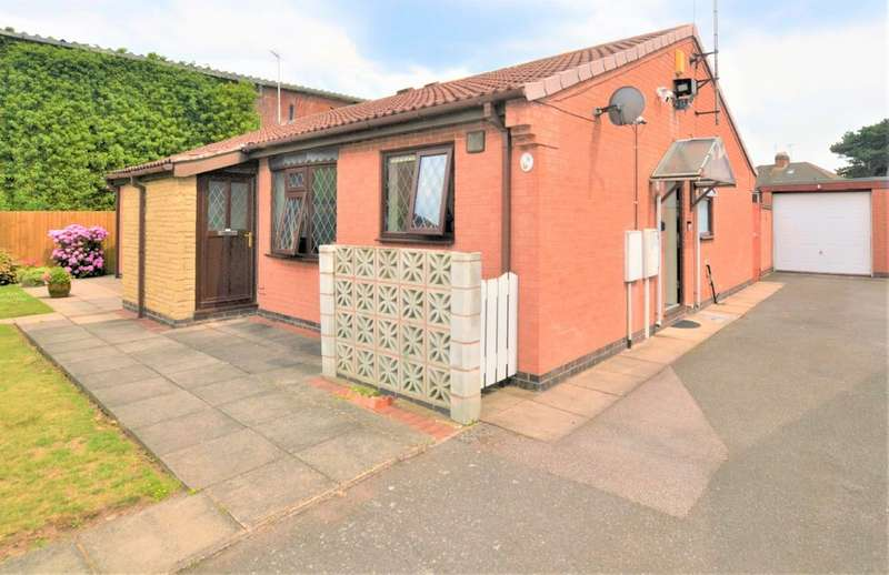 2 Bedrooms Property for sale in Ward Close, Aylestone, Leicester LE2