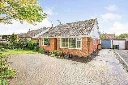 5 Bedrooms Detached House for sale in Somerset Close, Burton-On-The-Wolds, Loughborough, Leicestershire