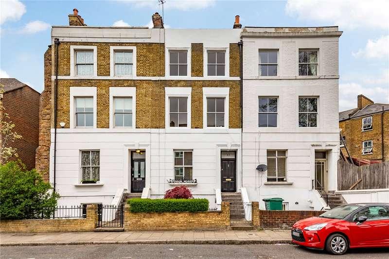 2 Bedrooms Flat for sale in King Henrys Walk, London, N1