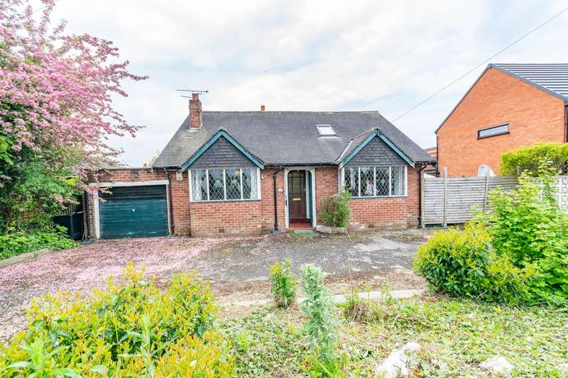 3 Bedrooms Detached Bungalow for sale in Saltcotes Road, Lytham , FY8