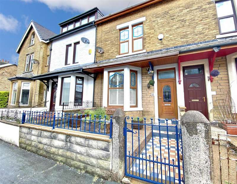 5 Bedrooms Terraced House for sale in Fairfield Road, Heysham, Morecambe