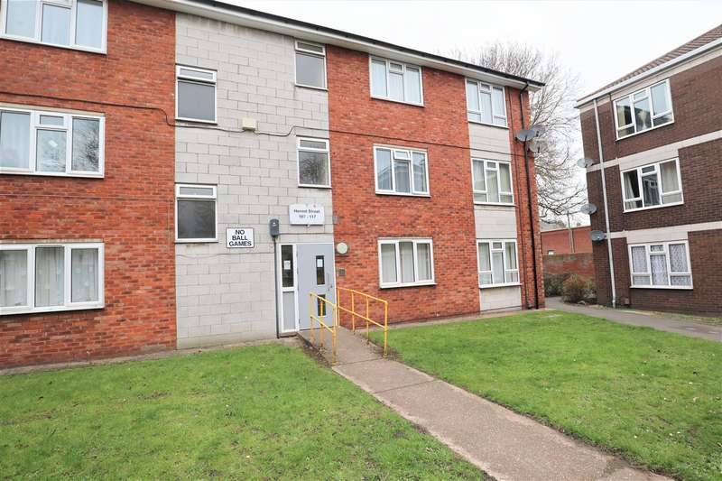 1 Bedroom Flat for sale in Hermit Street, Lincoln