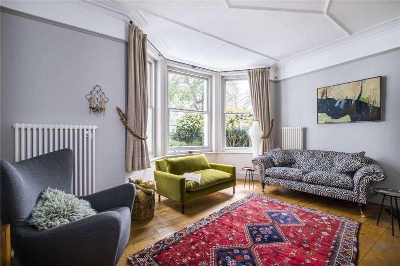 2 Bedrooms Flat for sale in Highbury Crescent, London, N5