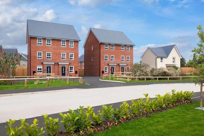 4 Bedrooms House for sale in Fawley, Highgate Park, Lytham Road, Warton, PRESTON, PR4 1XD
