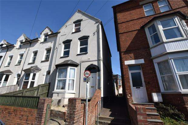 1 Bedroom Apartment Flat for sale in Old Tiverton Road, Mount Pleasant, Exeter
